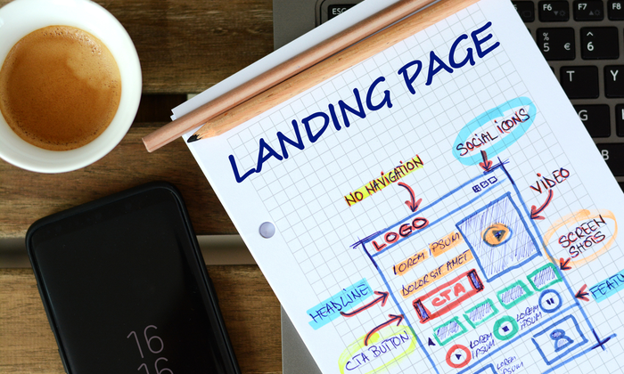 Touchdown Web page: What's it? Examples, suggestions and greatest practices