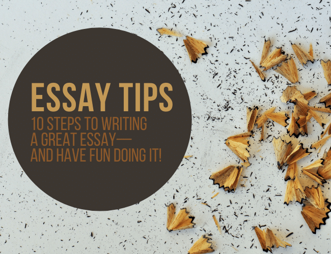 Essay Ideas: 10 Steps to Writing a Nice Essay (And Have Enjoyable Doing It!)