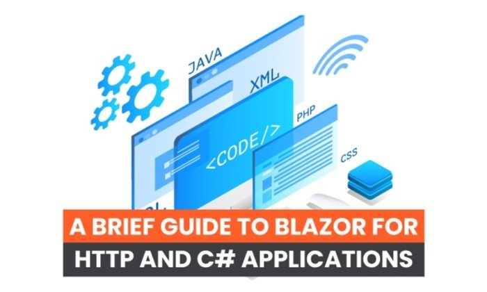 A Transient Information to Blazor for HTTP and C# Purposes
