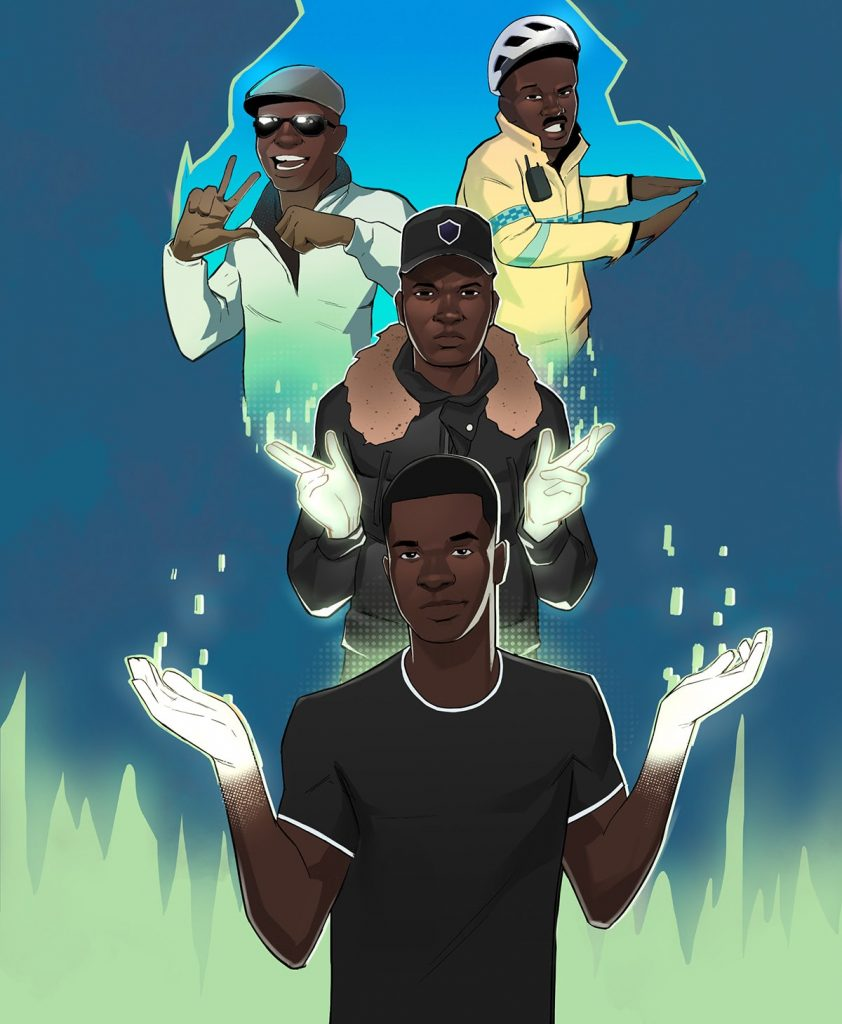 #Merky Books celebrates modern-day superheroes by means of illustration