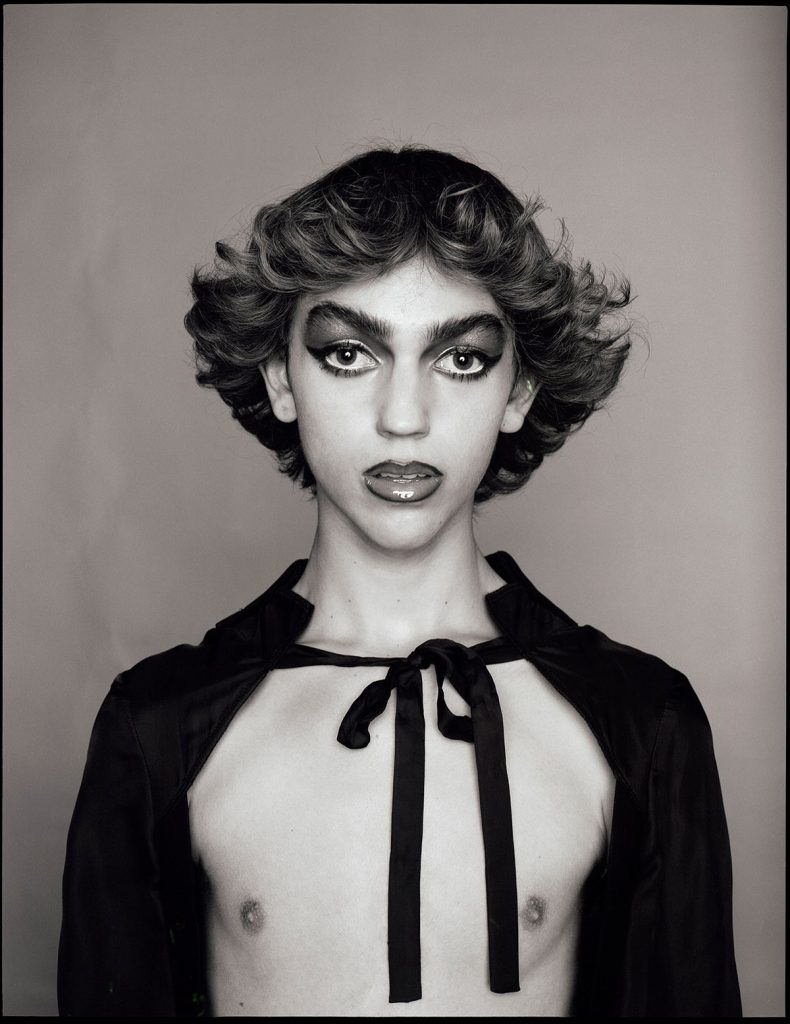 Michael Bailey-Gates' images artfully redress gender roles